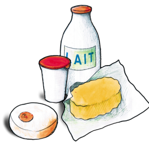 Produits laitiers, fromages, oeufs